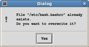 Perl/Tk FBox.pm with enhanced feedback dialog, 4th sample